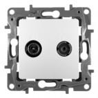 Gniazdo TV-RD końcowe 10 dB - Niloe