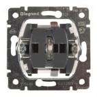 Łącznik jednobiegunowy podświetlany 10 AX - 250 V~ - Sistena Life