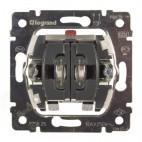 Łącznik świecznikowy podświetlany 10 AX - 250 V~ - Sistena Life