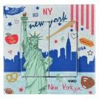 Łącznik świecznikowy 2-grupowy Nowy York - Karre Cities